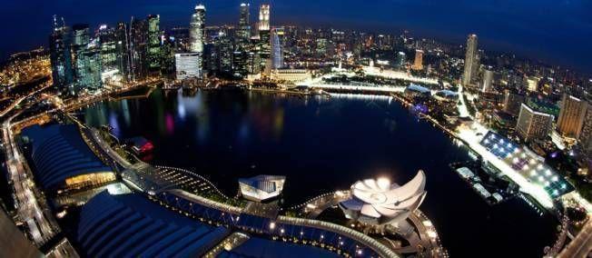 Magnificent Singapore Circuit