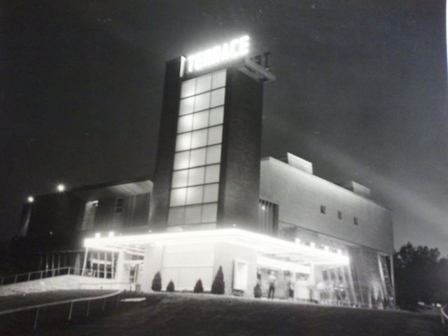 Terrace Theater Robbinsdale.  It was a treat to go to a movie here.