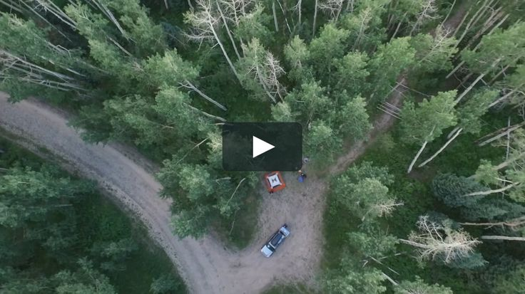 SW Colorado drone flights. Variations on a theme: takeoff.