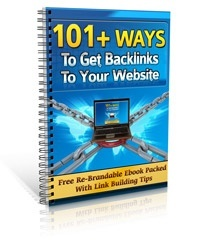 101 ways to get backlinks to your website