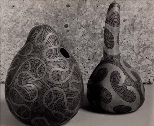 Theo Schoon gourds