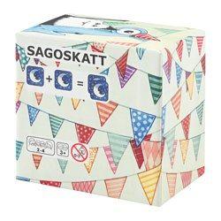 SAGOSKATT カードゲーム 17組 - IKEA