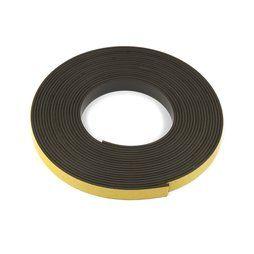 Das selbstklebende Magnetband MT-10-STIC eignet sich, um nicht-magnetische Gegenstände an Metalloberflächen zu befestigen. Dieses Magnetband ist 10mm breit und in Stückgrößen à 1, 5 und 25 Meter erhältlich.