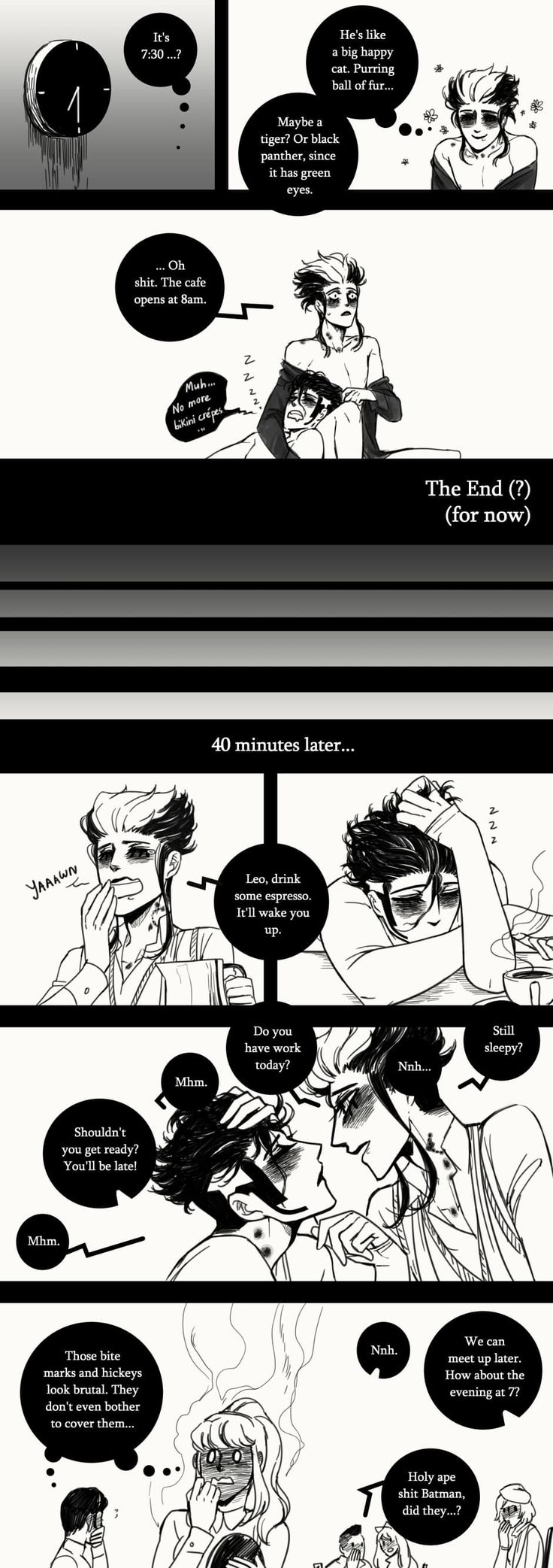 A Matter of Life and Death :: Special Episode: 1 Year Anniversary (Part 4 - END) | Tapastic Comics - image 10