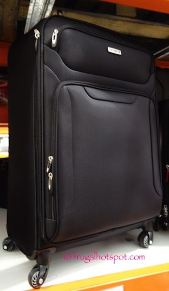 Samsonite Ultralite Extreme 2 Piece Softside Luggage Set Costco Frugalhotspot