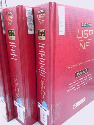 USP NF 2009 (United States Pharmacopeia/National Formulary)