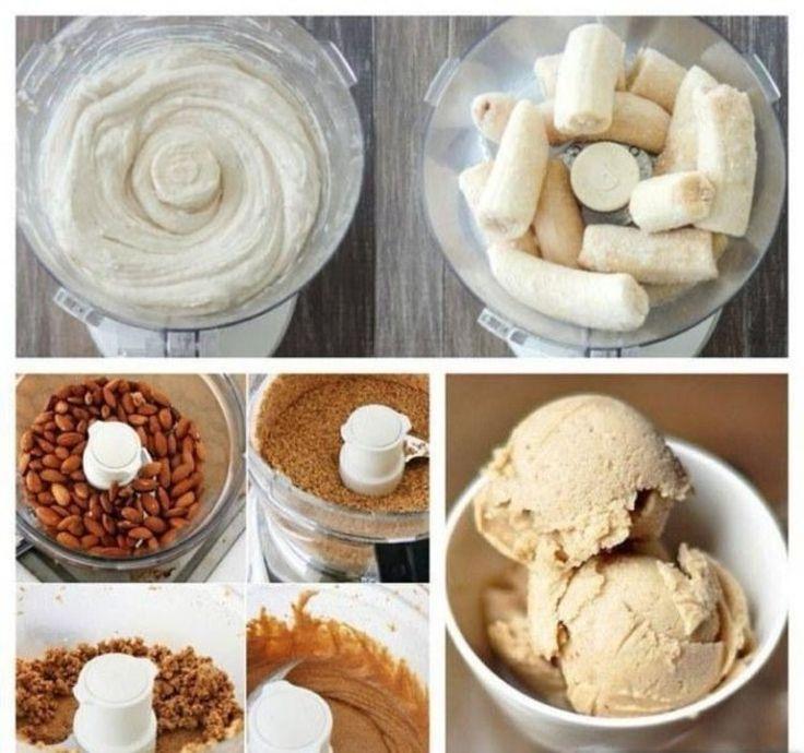 Dietetyczne mrożone lody