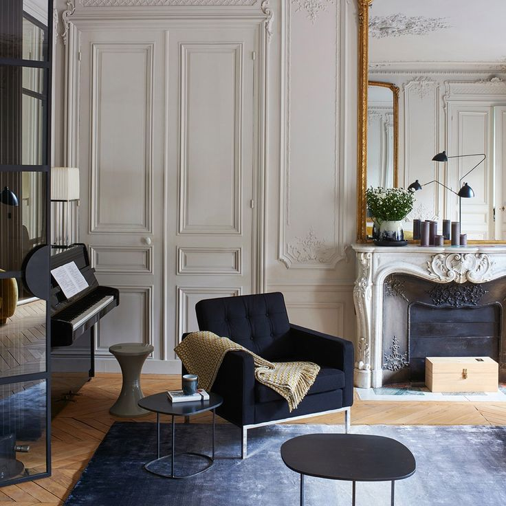 salon chemine cool dcoration salon salle manger avec chemine dco sphair appartenant dco salon. Black Bedroom Furniture Sets. Home Design Ideas