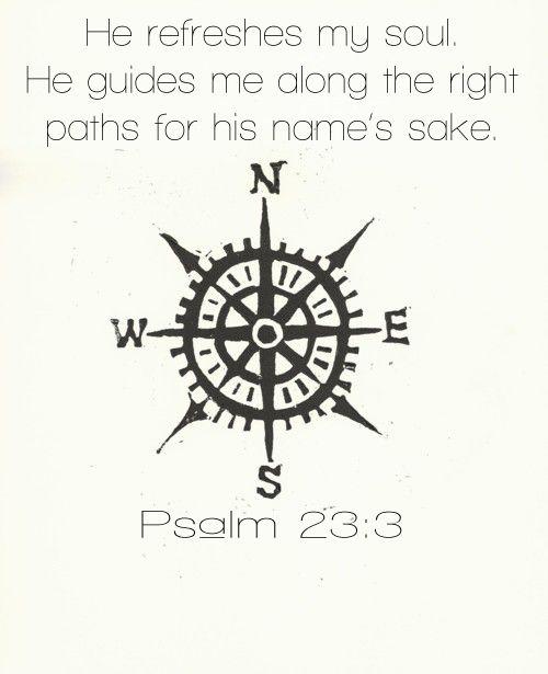 25+ best ideas about Psalm 23 tattoo on Pinterest | Verse ...  25+ best ideas ...