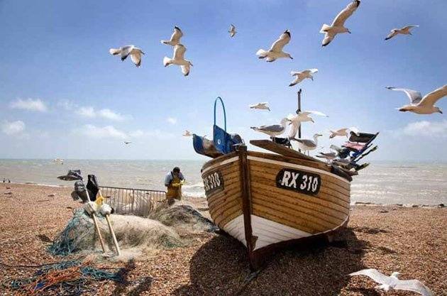 Hastings, East Sussex