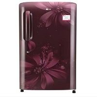 Flipkart.com Offers 13% OFF On #LG 190 L Direct Cool Single Door #Refrigerator (Scarlet Aster, GL-B201ASAW). Buy Now At Lowest Price In India From http://bit.ly/2fOJdS4