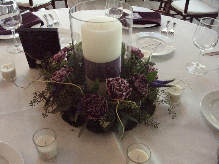 Images about hurricane lamp centerpieces on