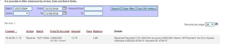 For ways to earn money online I WORK FROM HOME less than 10 minutes and I manage to cover my LOW SALARY INCOME. If you are a PASSIVE INCOME SEEKER, then AdClickXpress (Ad Click Xpress) is the best ONLINE OPPORTUNITY for you. #make #moneyonline #onlineincome #ACX #AdClickXpress #adclickxpress #withdrawal #paying #daily www.adclickxpress...