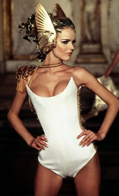 Alexander McQueen for Givenchy Haute Couture 1997
