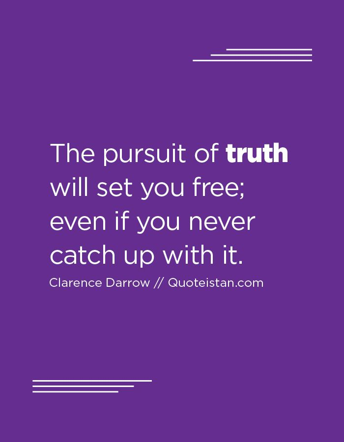 "the truth will set you free essay The truth will set you free home / free essay / the truth will set you free admin 31 mar 2018 0 comments second: ""to be truthful."