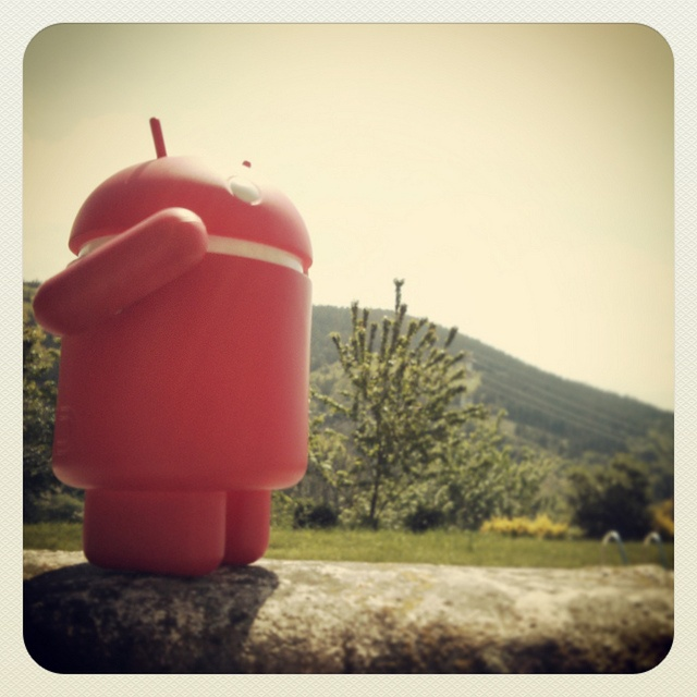 #android always by my side #nexus4 I love you too Andy   Flickr