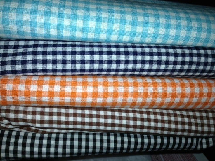 checkered fabric for dindl