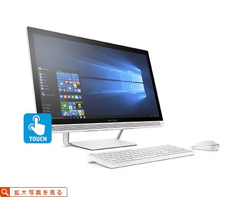 HP Pavilion 27-a170jp 製品詳細・スペック - デスクトップパソコン・PC通販 | 日本HP