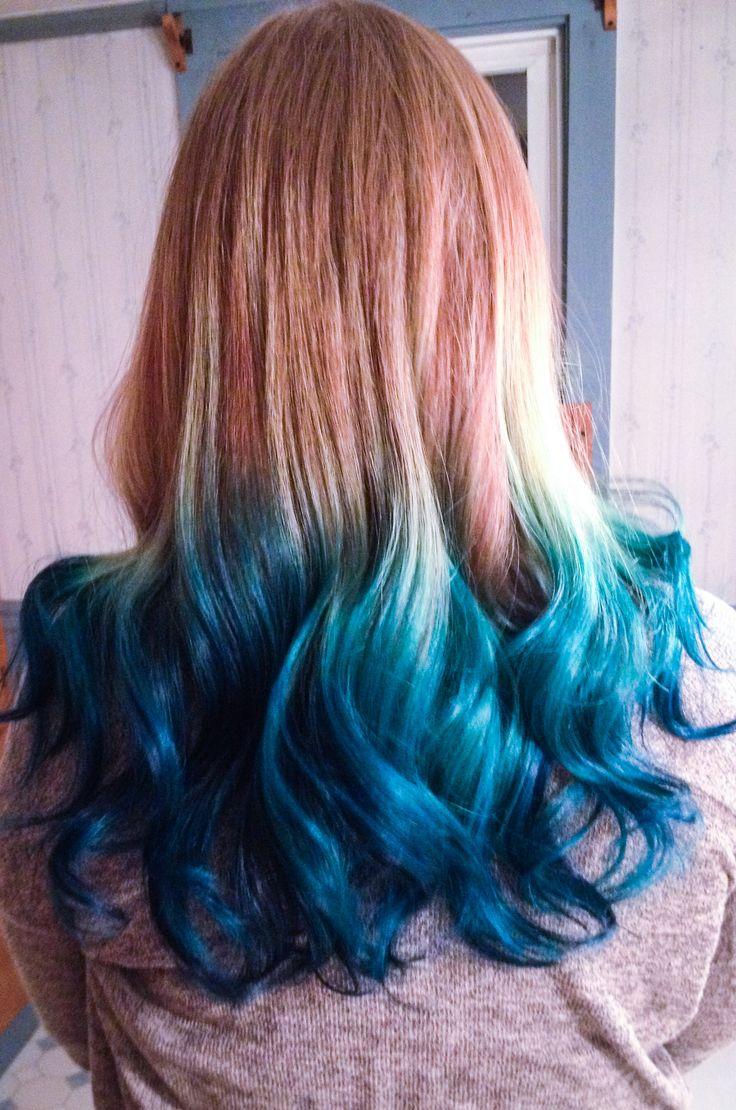 how to grow mermaid hair