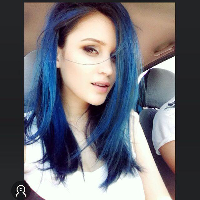 #bluehair #irra3D