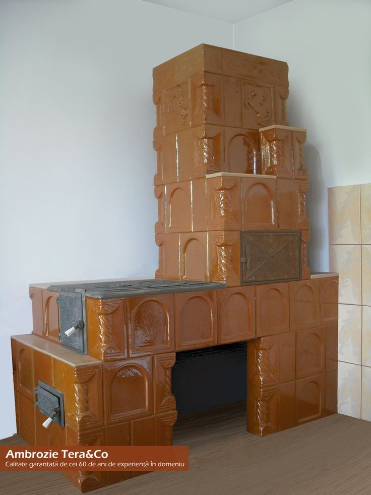 Model soba teracota 25