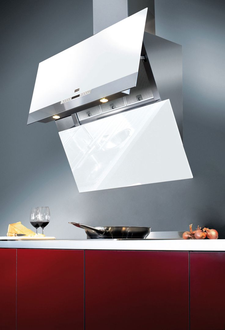 The Franke Swing Hood provides a stylish answer to extraction