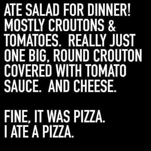 I Ate A Pizza I Ate A Pizza Funny Pictures Funny Quotes Funny Memes