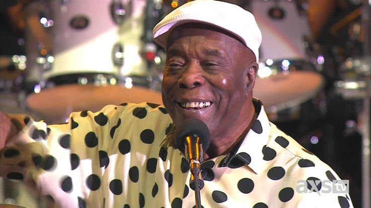 Buddy Guy Live From Red Rocks 2013 FullHD 3D (Optional)