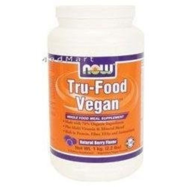 Now Tru Food Vegan Review