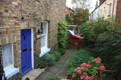 Platone Cottage - Northumberland holiday cottage in Alnmouth