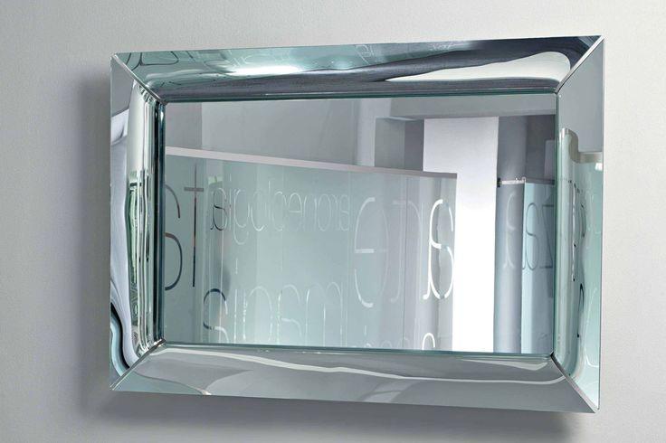 Caadre Mirror by Philippe Starck for Fiam Italia | Space Furniture