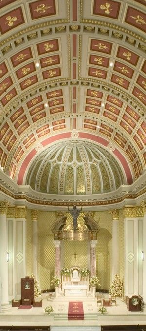 Catholic Basilica of the Immaculate Conception, Mobile, Alabama