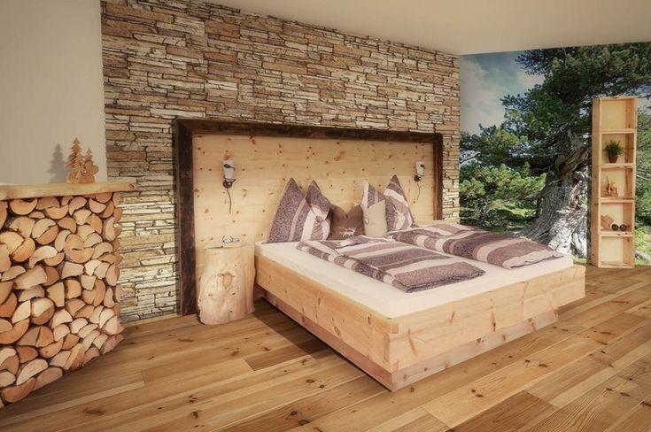 zirbenbett google suche m bel pinterest suche. Black Bedroom Furniture Sets. Home Design Ideas