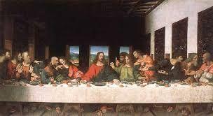 La Santa Cena, de Leonardo Da Vinci