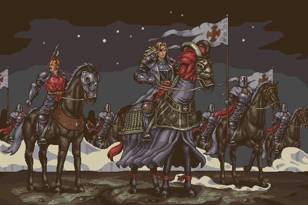タクティクスオウガ 暗黒騎士団