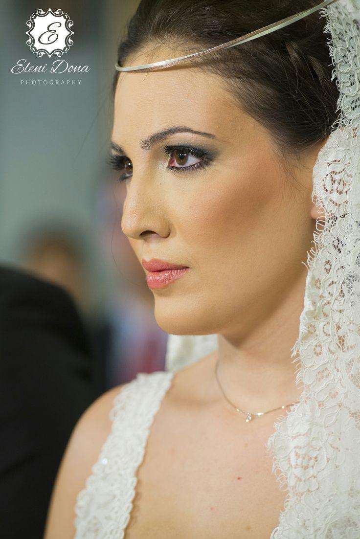 Orthodox wedding in Athens, Greece.