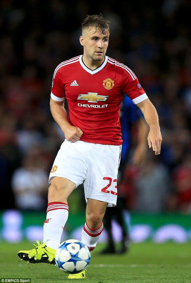 Carragher predicted Shaw may not feature for United again this season but he will be targe...