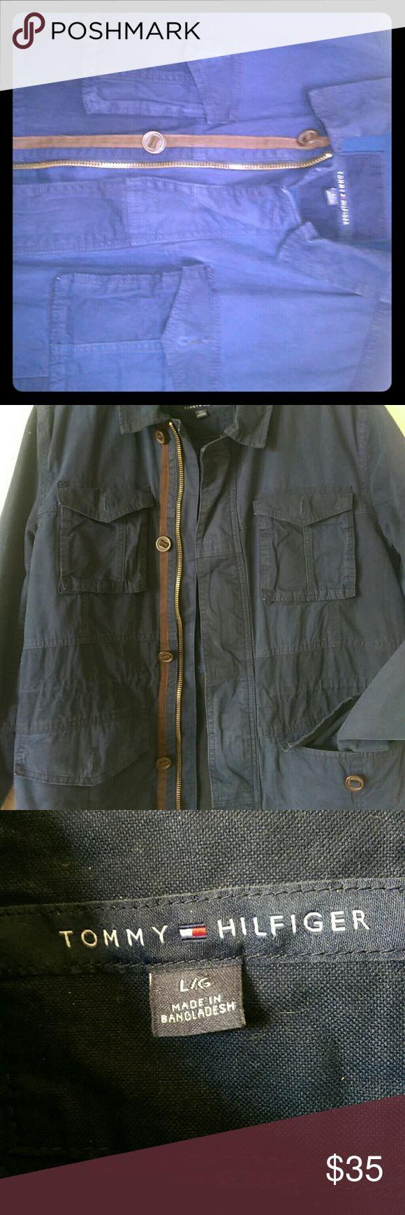 Army Jacket Tommy Hilfiger Army Jacket Tommy Hilfiger Jackets & Coats Military & Field