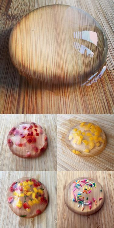 How to Make a Raindrop Cake Make a 3 Ingredient Raindrop Cake,... | TrueBlueMeAndYou: DIYs for Creative People | Bloglovin'