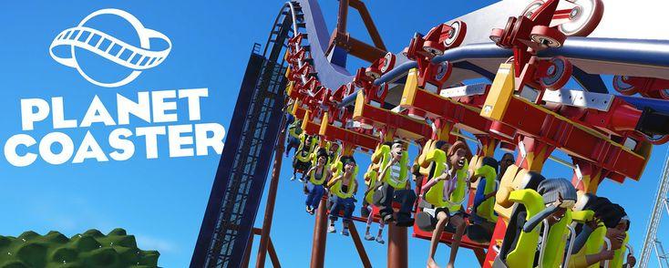 """Planet Coaster: Onde seus sonhos viram """"realidade"""""""