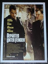 Filmkarte - Cinema - Departed: Unter Feinden