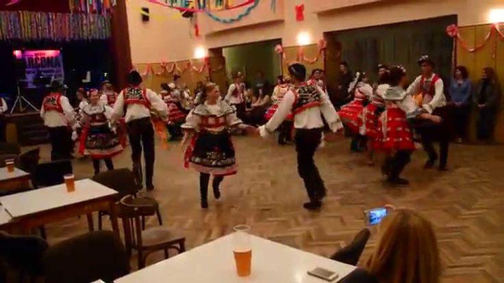 42. Tradiční Krojované hody v Hrádku u Znojma 2014