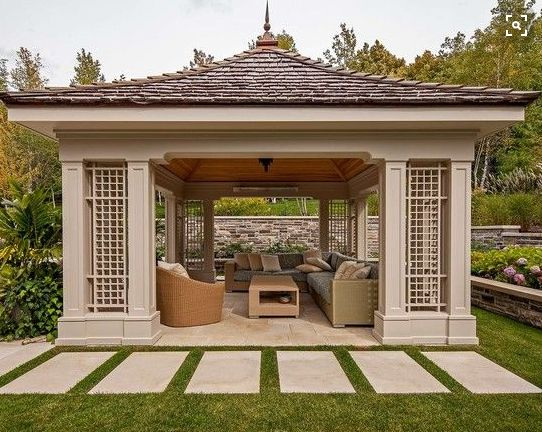 61 Best Pool Pergola Gazebo Ideas Designs Images On Pinterest