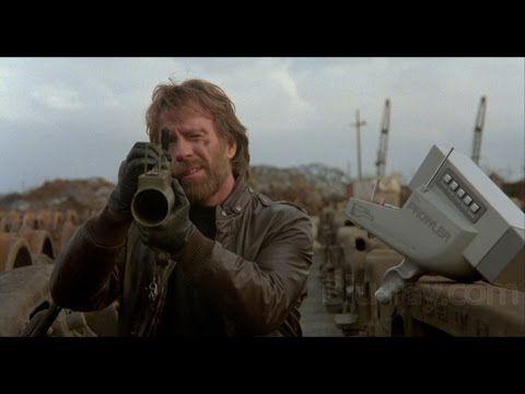 Code of Silence (1985) Chuck Norris, Henry Silva, Bert Remsen