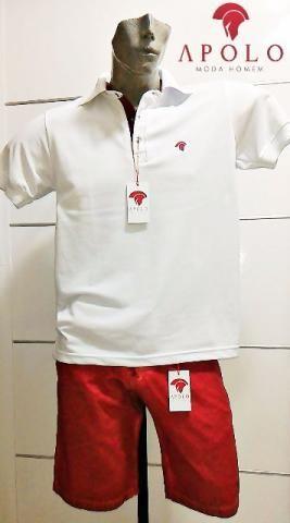 Camisa Gola Polo Apolo