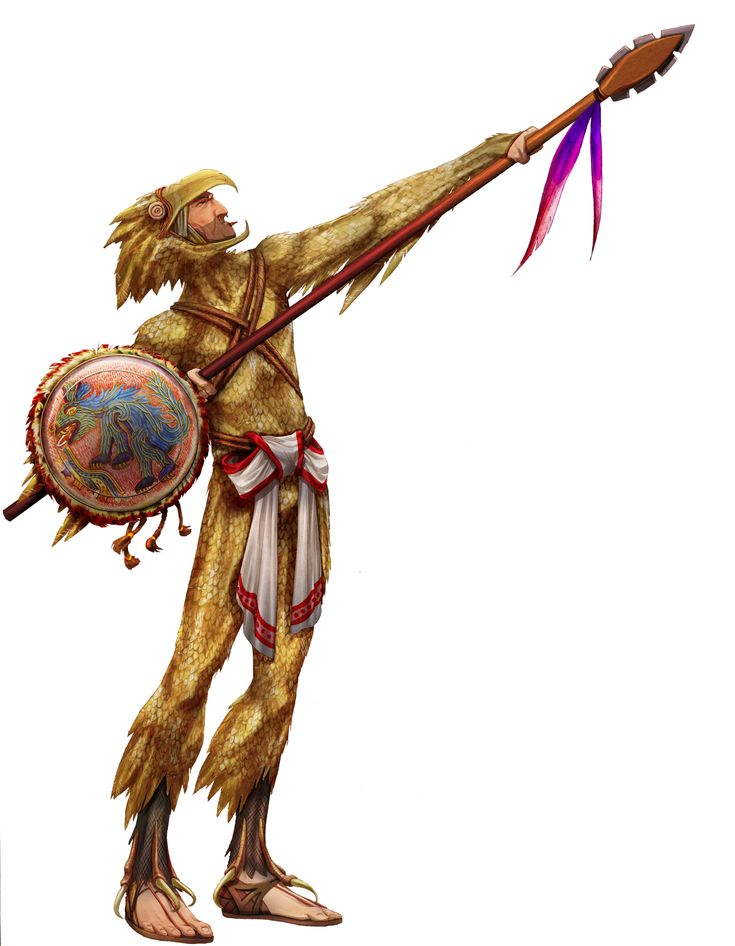 Latin American Myth 109