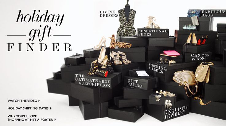 net a porter christmas gifts - Google Search
