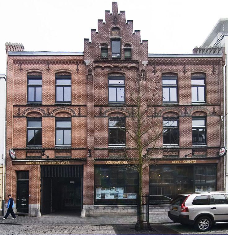 Constructiewerkplaats Schmitz, het thuis van de Nieuwe Nor in Heerlen.