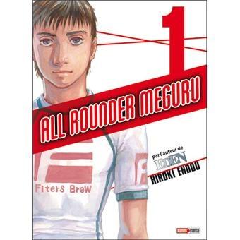 All rounder Meguru, Tome 1  de Hiroki Endou