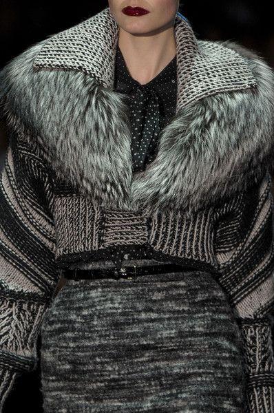 Gucci Fall 2011 - Details
